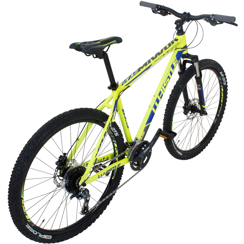27,5 Zoll Mountainbike Whistle MIWOK 1836 Rahmengröße 46 oder 51 cm ...
