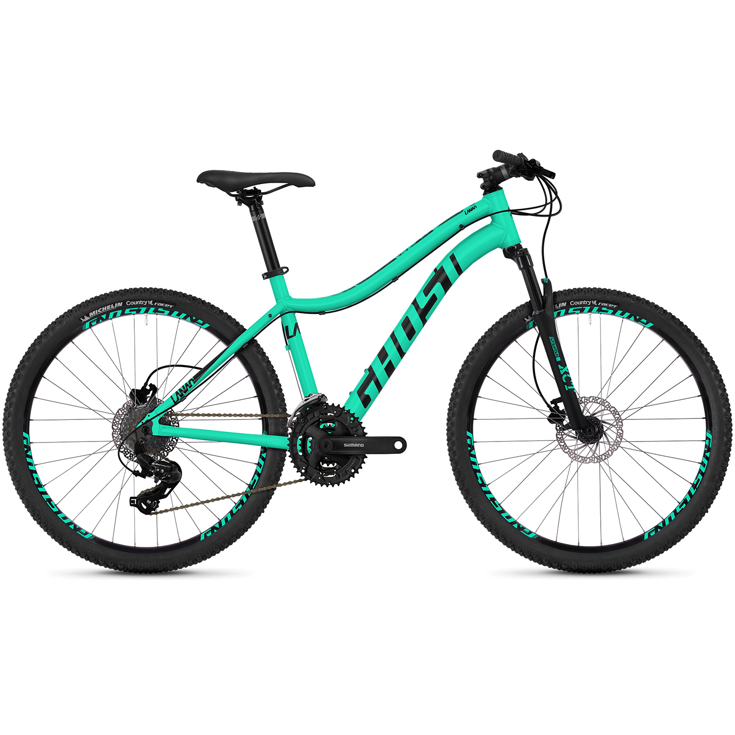 ghost lanao 1 6 al w 26 zoll mountainbike hardtail mtb. Black Bedroom Furniture Sets. Home Design Ideas