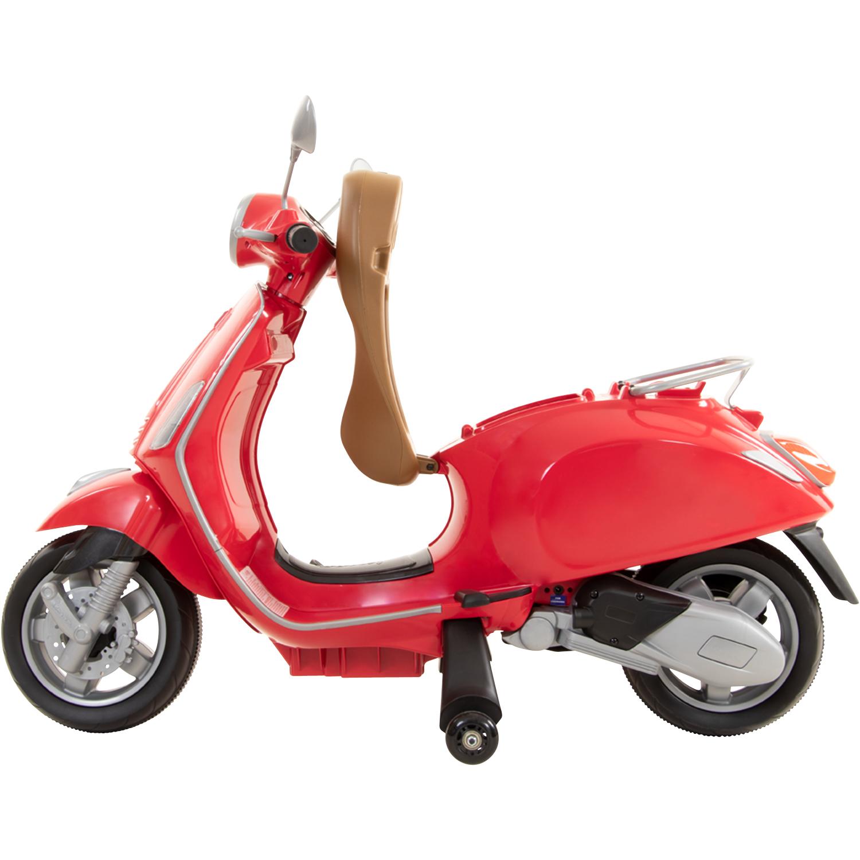 kinderfahrzeug vespa primavera 6v kinder scooter piaggio. Black Bedroom Furniture Sets. Home Design Ideas
