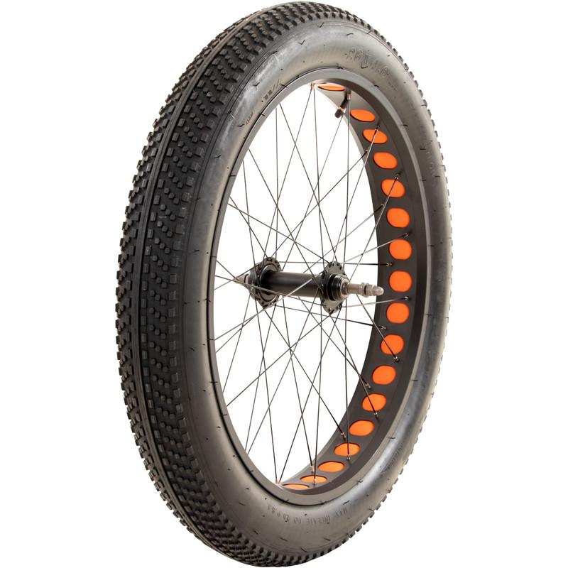 Fatbike Laufradsatz 26 Zoll x 4,0 Zoll einzeln oder als Set Fahrrad Mountainbike MTB