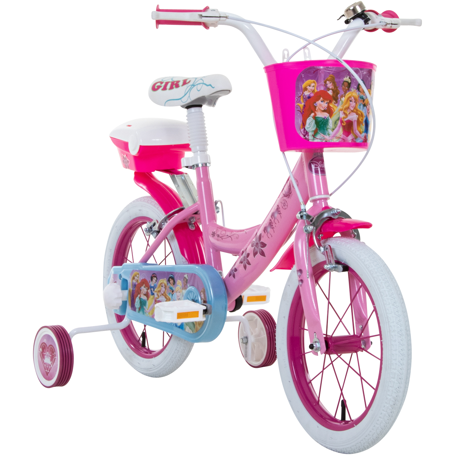 disney princess 14 zoll kinderfahrrad m dchenfahrrad. Black Bedroom Furniture Sets. Home Design Ideas