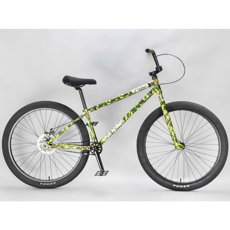 wheelie bike 26 zoll bmx fahrrad street park mafiabikes blackjack medusa ebay. Black Bedroom Furniture Sets. Home Design Ideas