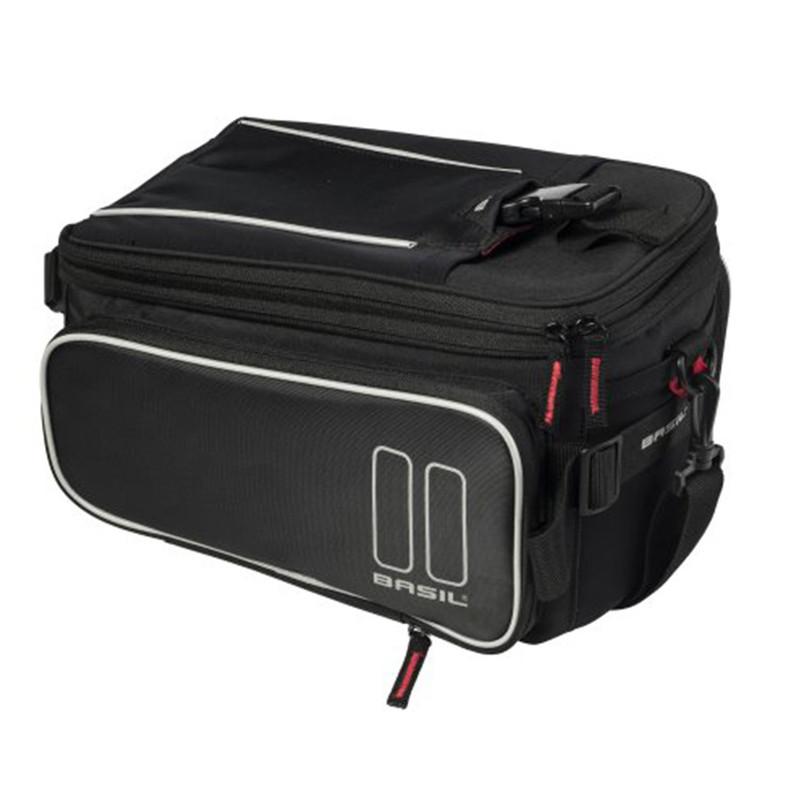 Basil Sport Design Gepäckträgertasche Fahrrad Tasche 7 - 15 Liter