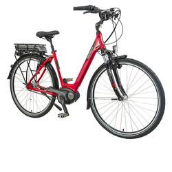 BBF Lyon 700c E-Bike Damenfahrrad Pedelec Damen Fahrrad 7 Gang 28 Zoll Bosch