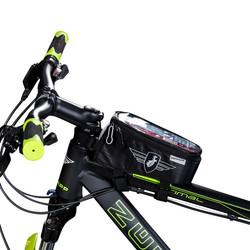 Zündapp Oberrohrtasche Fahrrad Fahrradtasche Polyester Handy Smartphone Tasche Bild 5