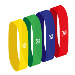 1x1SPORT Performance Loop Fitnessband 4er Set – Bild 3