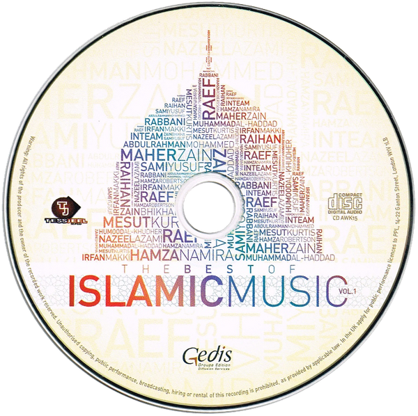 "The Best of Islamic Music ""Vol. 01"""