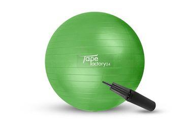 Gymnastikball grün - 55cm bis 85cm Durchmesser – Bild 1