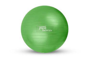 Gymnastikball grün - 55cm bis 85cm Durchmesser – Bild 2