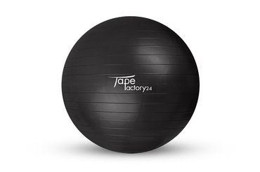 Gymnastikball schwarz - 55cm bis 85cm Durchmesser – Bild 2