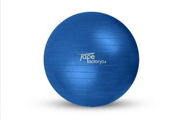 Gymnastikball blau - 55cm bis 85cm Durchmesser – Bild 2