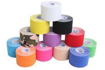 5x Getting Started Kinesiologie Tape - freie Farbwahl – Bild 1