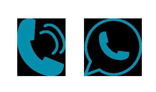 Telefon und Whatsapp