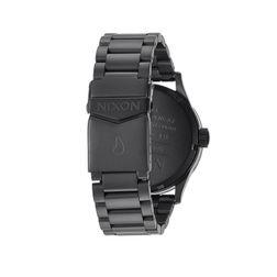 Nixon Herren Uhr Sentry SS - All Black  3