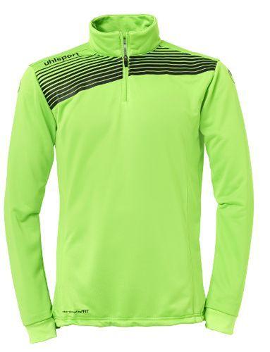 Uhlsport Malaga Kinder Team Zip Training Top Sweatshirt Sport Fussball Shirt Junior – Bild 3