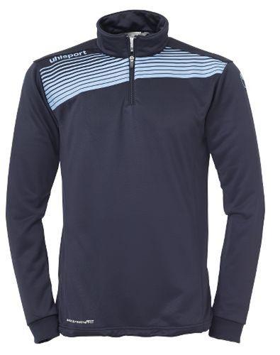 Uhlsport Malaga Kinder Team Zip Training Top Sweatshirt Sport Fussball Shirt Junior – Bild 5