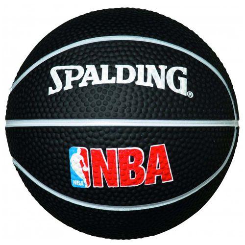 Spalding NBA Logo Man Miniboard mit Softbasketball – Bild 3