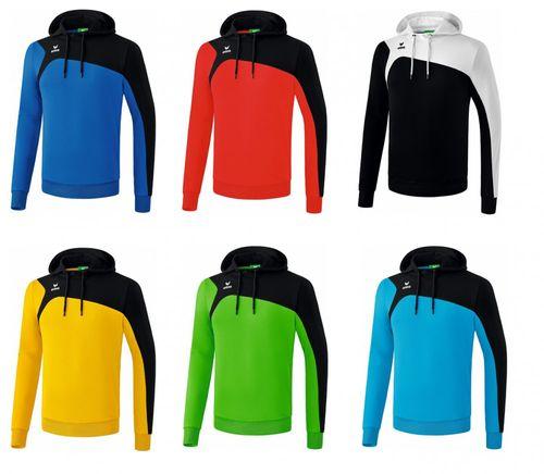 Erima Sportskanone Coventry Kapuzensweatshirt Pullover Kinder & Herren – Bild 1