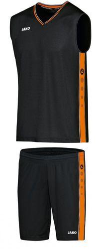Jako Sportskanone Roma Basketball Trikot Set Trikot & Short versch. Größen  – Bild 6
