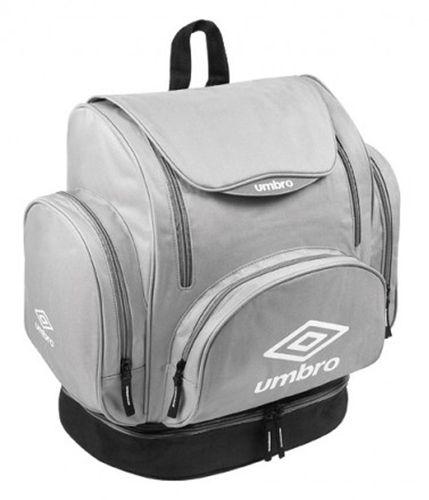 Umbro Rucksack Back Pack Titanium Silber Weiss