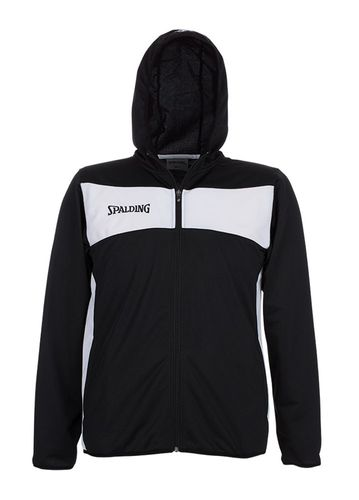Spalding New York Hoody Fitness Trainingsjacke mit Kapuze