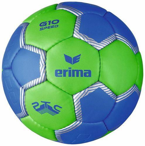 Erima Brighton Pro Trainingsball Jugend Damen Herren Blau-Grün – Bild 2