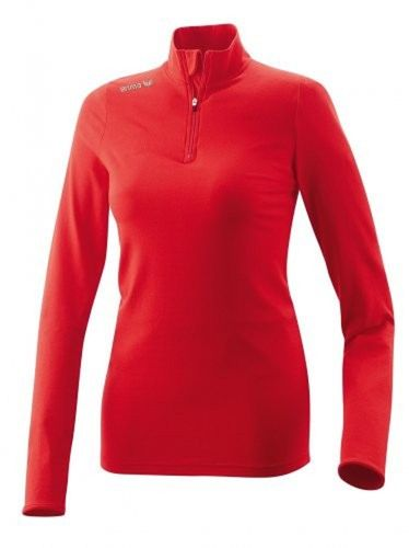Erima Slough Damen Funktionsunterwäsche Rollkragen Sportunterhemd mit Reissverschluss – Bild 4