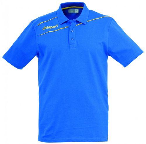 Uhlsport Alicante Herren Poloshirt Polohemd Blau Weiss oder Schwarz – Bild 2