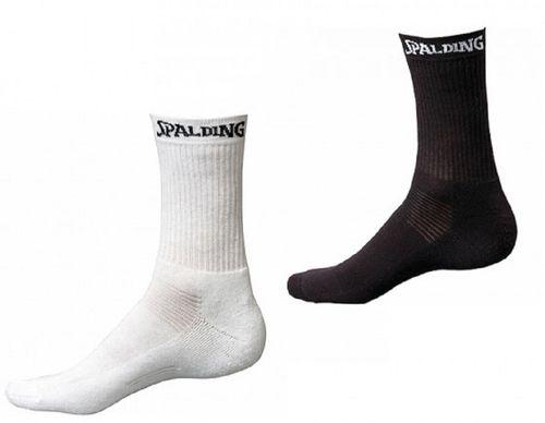 Spalding San Diego Socken Basketball 3 Paar Sportstrümpfe – Bild 1