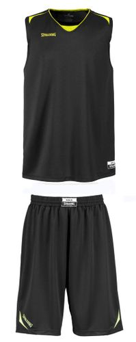 Sportskanone Spalding Upper Air Set Trikot Shorts Basketball – Bild 3