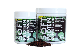 Soft Protein Super Food M 250ml can -  PROTEOLYTIC COMPLETE FOOD FOR MARINE ORNAMENTAL FISH – image 2