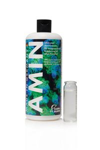Amin 500ml Amin 250ml pure amino acids for promoting growth and color in all coral – image 1