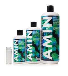 Amin 1000ml pure amino acids for promoting growth and color in all coral – image 2