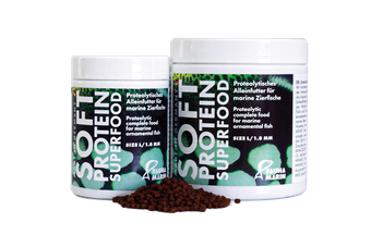 Soft Protein Super Food L 250ml can -  PROTEOLYTIC COMPLETE FOOD FOR MARINE ORNAMENTAL FISH – image 2