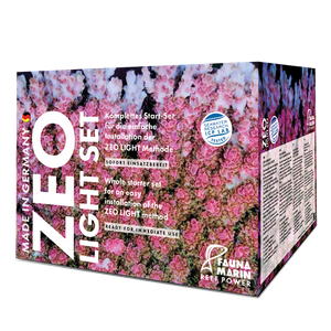 Zeo-Light Starter Kit In a few steps to a fantastic reef aquarium, great colors, and perfect growth – image 1
