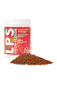 LPS Grow and Color M 100ml Dose - Pellet food created especially for keeping LPS corals and other AZOOX corals. – image 1