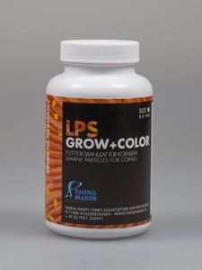 LPS Grow and Color M 250 ml can - Pellet food created especially for keeping LPS corals and other AZOOX corals. – image 3