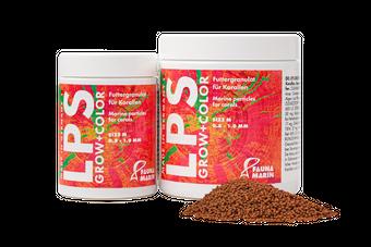 LPS Grow and Color M 250 ml Dose - Futtergranulat für alle LPS- und Azoo-Korallen – Bild 2