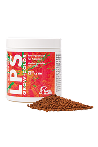 LPS Grow and Color L 250 ml can - Pellet food created especially for keeping LPS corals and other AZOOX corals. – image 1