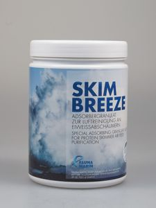 Skim Breeze 1000 ml can - special adsorbing granule used for purifying the air pulled-in by protein skimmers – image 3