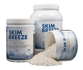 Skim Breeze 2000 ml can - special adsorbing granule used for purifying the air pulled-in by protein skimmers – image 2
