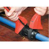 Montageriemen 25-63mm Gurtschlüssel PE Rohr Montagehilfe