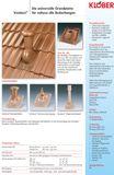 Entlüfter / Belüfter Grundplatte DN100 Rot PVC Universal