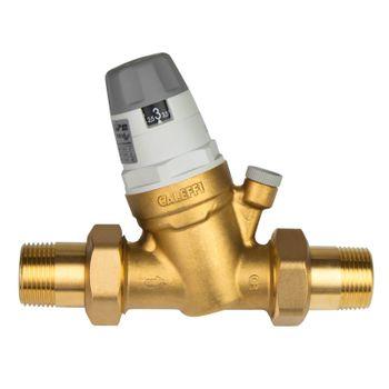"""Druckminderer 1"""" Zoll DN25 Druckregler für Wasser mit Manometer – Bild $_i"""