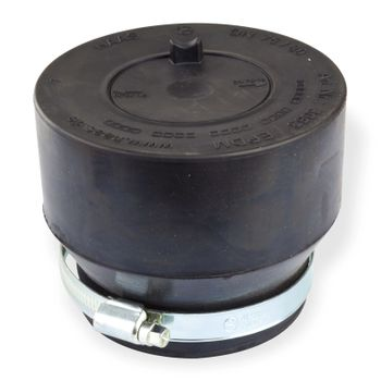 Konfix Verbinder OHA Anschlußmuffe DN75 80 Gummi Übergangsmuffe – Bild $_i
