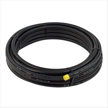 PE-HD Rohr PE80 PN12,5 100m 1 1/2 Zoll 50mm Trinkwasser – Bild $_i