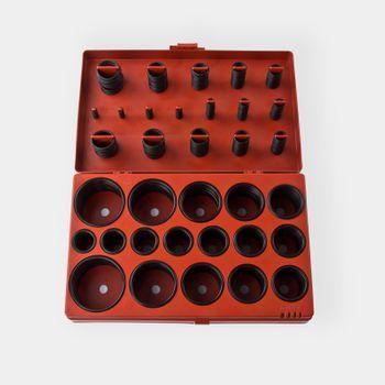 Sanitär Wasser O-Ring Dichtungssortiment 407-teilig Sortimentskasten Dichtung – Bild $_i