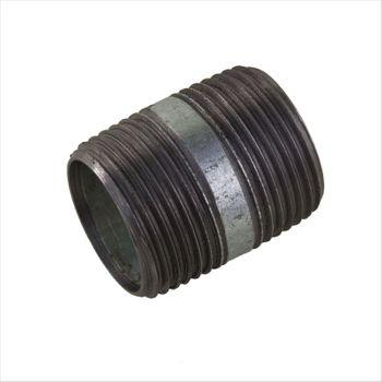 Rohrdoppelnippel 1/2 Zoll 21,3 x 60 mm DN15 Rohrnippel verzinkt – Bild $_i
