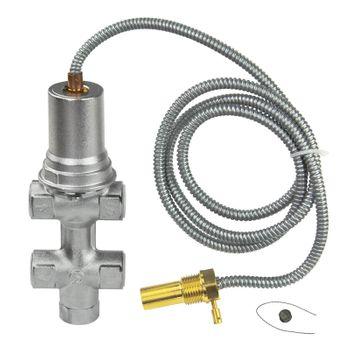 Caleffi Doppelte Thermische Ablaufsicherung 1/2 Zoll DN15 Sicherheitsventil – Bild $_i