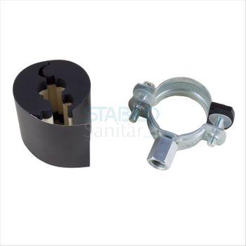 Kälterohrschelle Ø 18 mm Isolierung 13 mm – Bild $_i